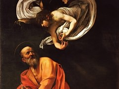 Inspiration of Saint Matthew