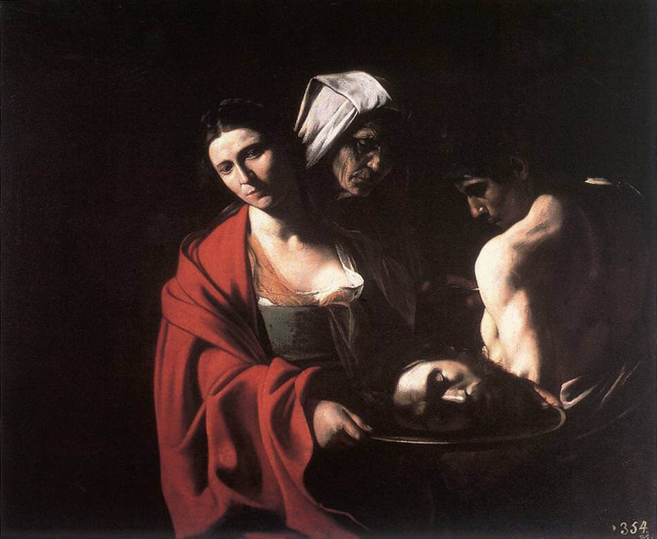 Have hit john the baptist by caravaggio opinion